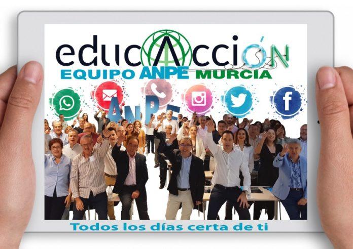 ANPE Murcia educación