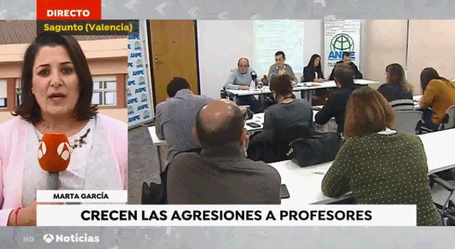 TV3 Noticias ANPE